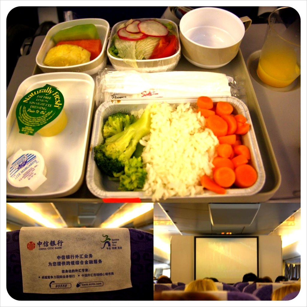 air china flight to bangkok