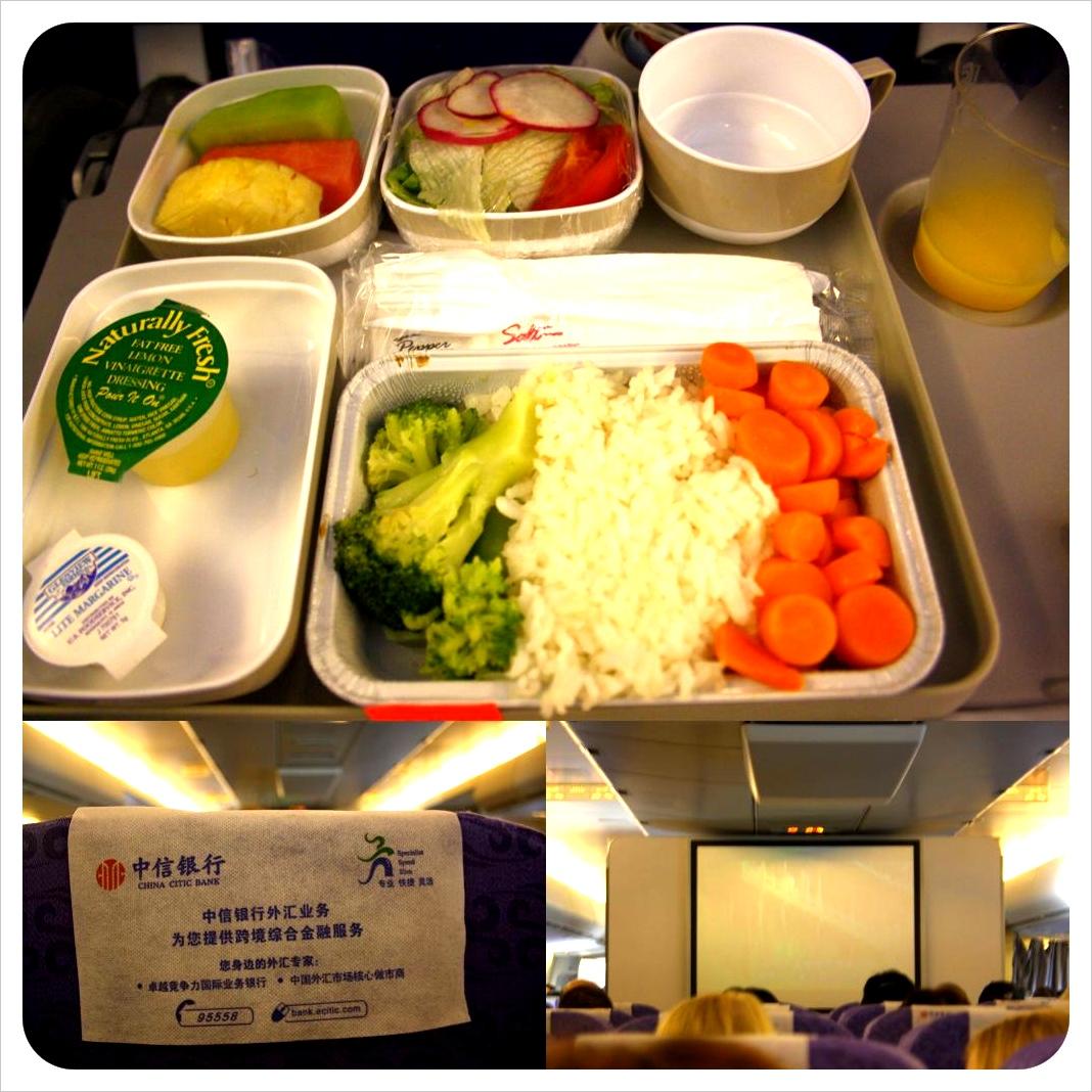 air china flight to bangkok