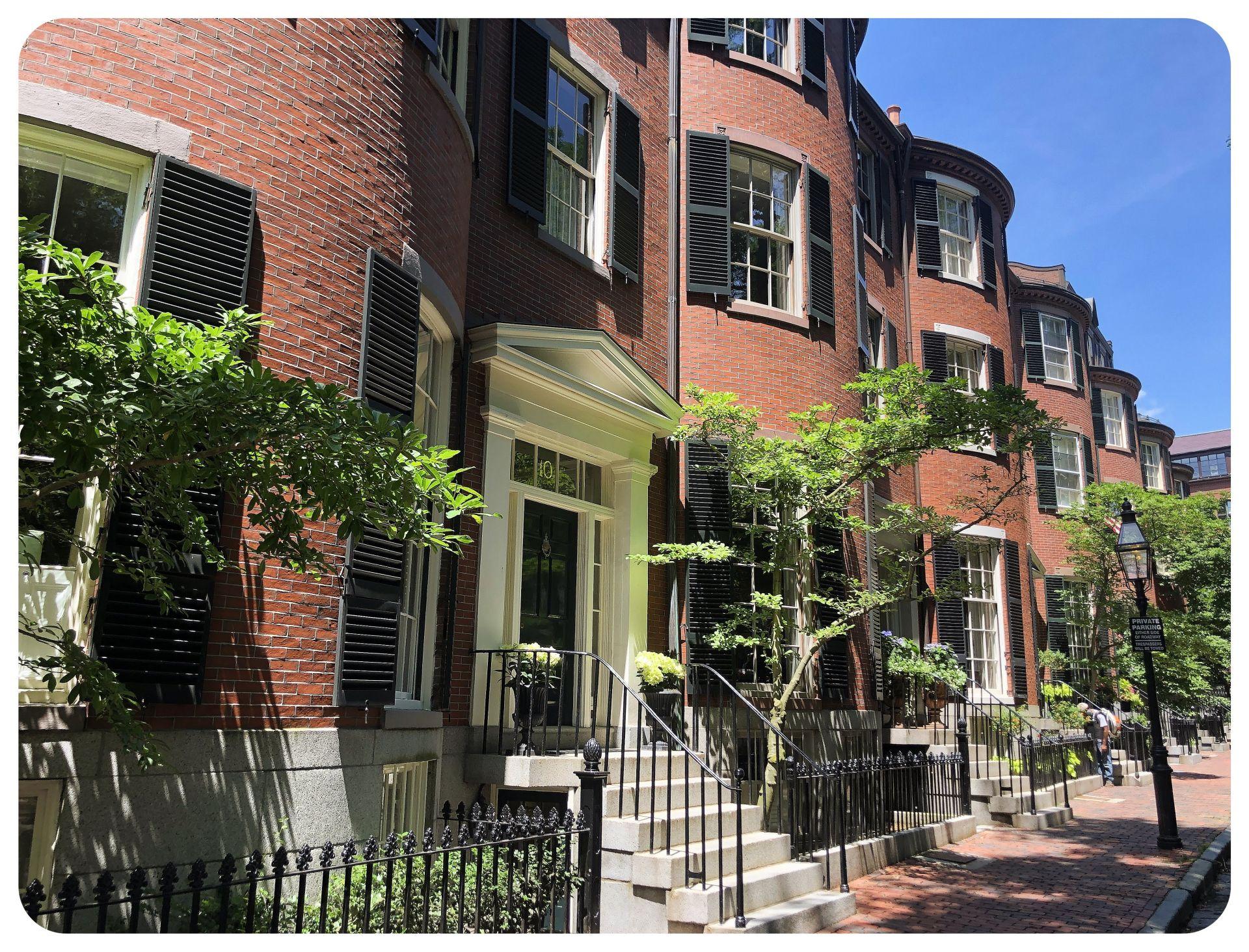 boston beacon hill houses