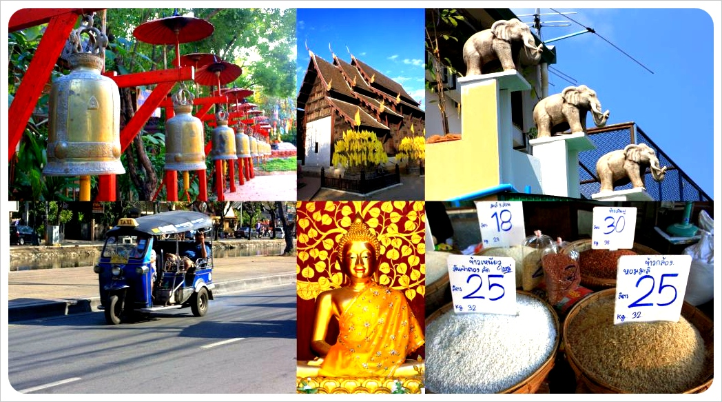 chiang mai impressions thailand