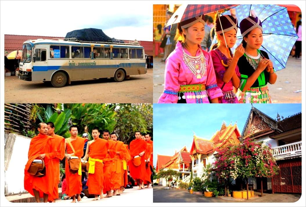 impressions of laos 2011