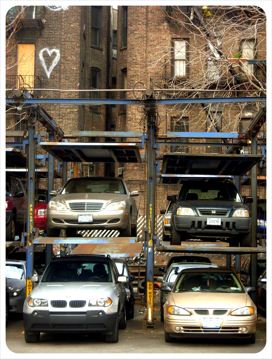 nyc parking