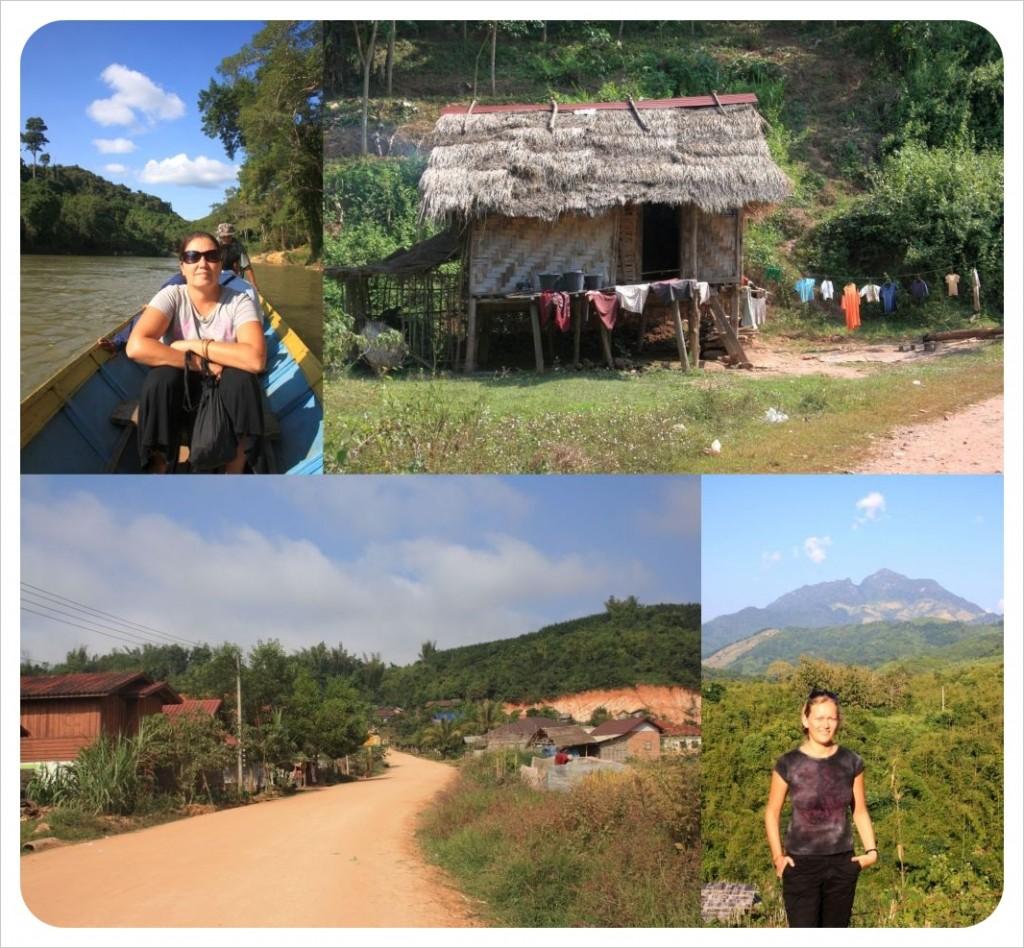 rural laos 2011