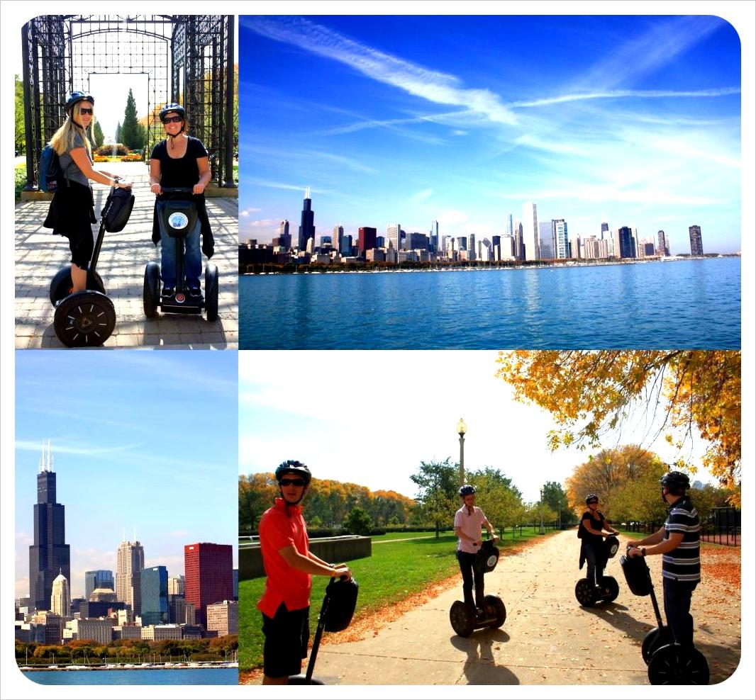 segway tour chicago