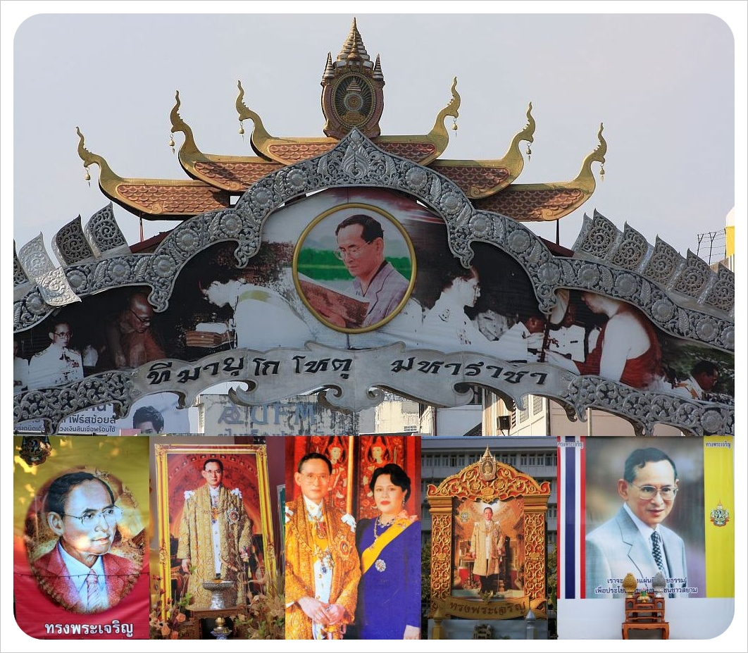 king images in thailand