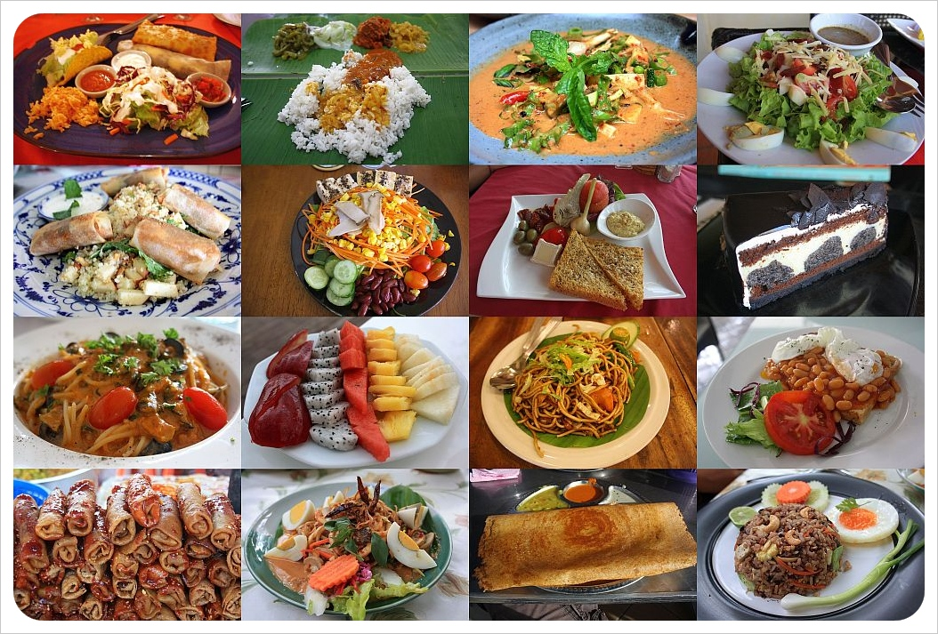food in south east asia