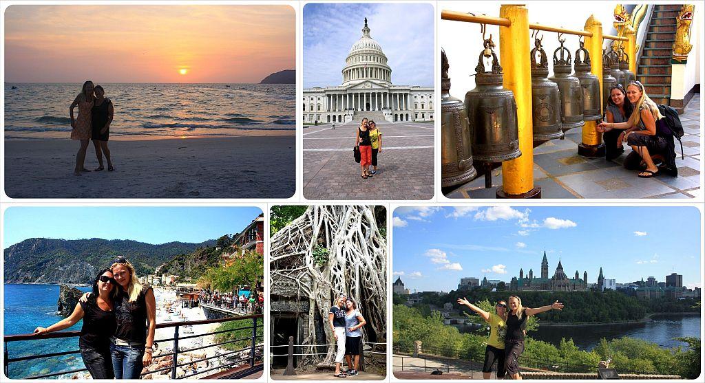 2 years of travel