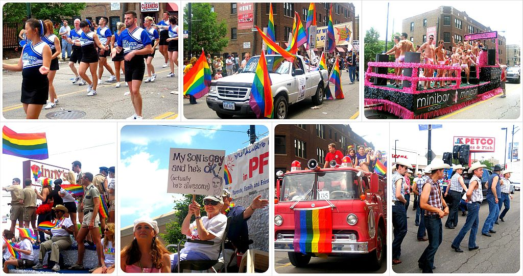 chicago gay pride parade