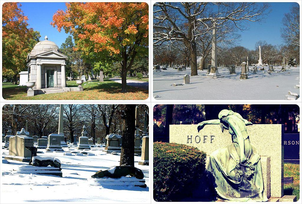 rosehill cemetery chicago illinois
