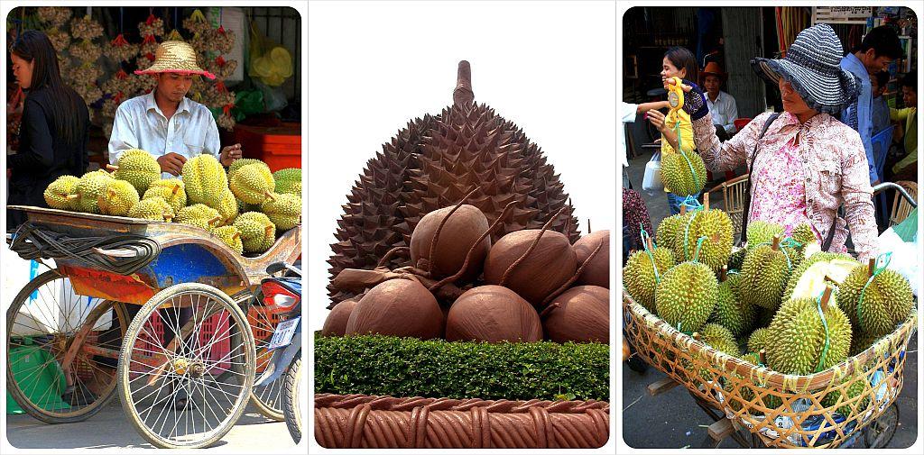 cambodians love durians