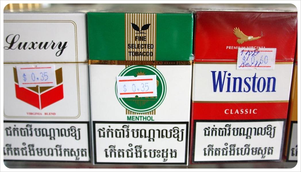 cambodia cigarettes