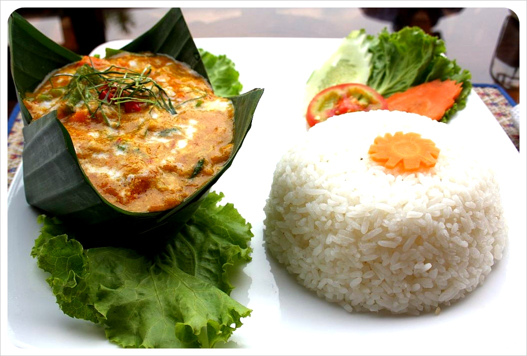phnom penh vegetarian amok