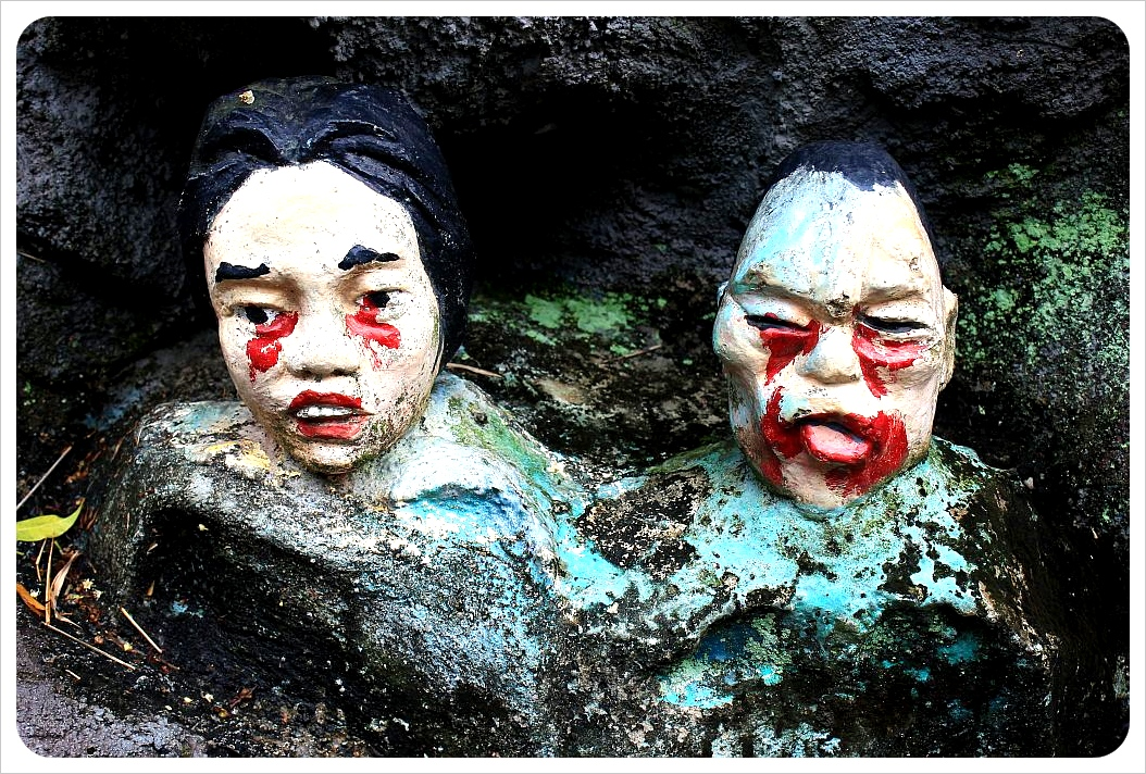haw par villa singapore 10 courts of hell