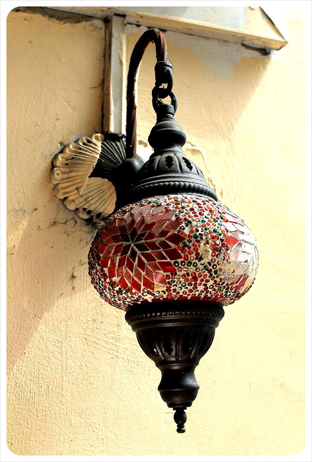 kampong glam lamp