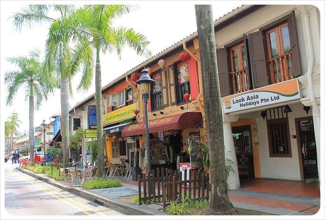 kampong glam street