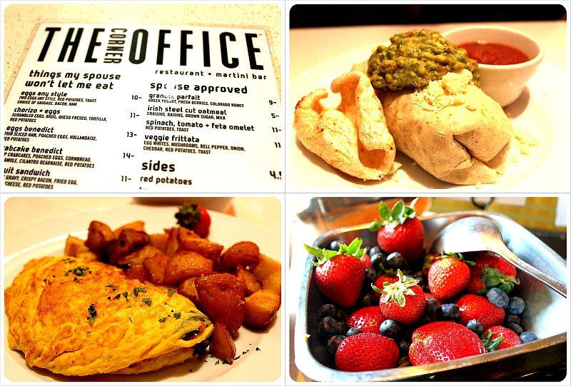 The Corner Office Breakfast