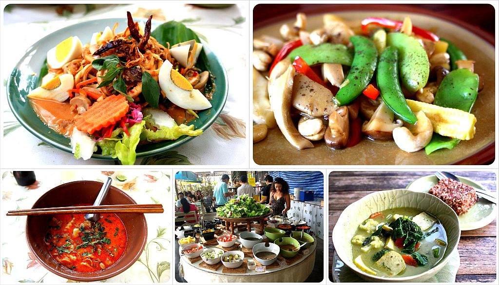 Chiang Mai Thai food