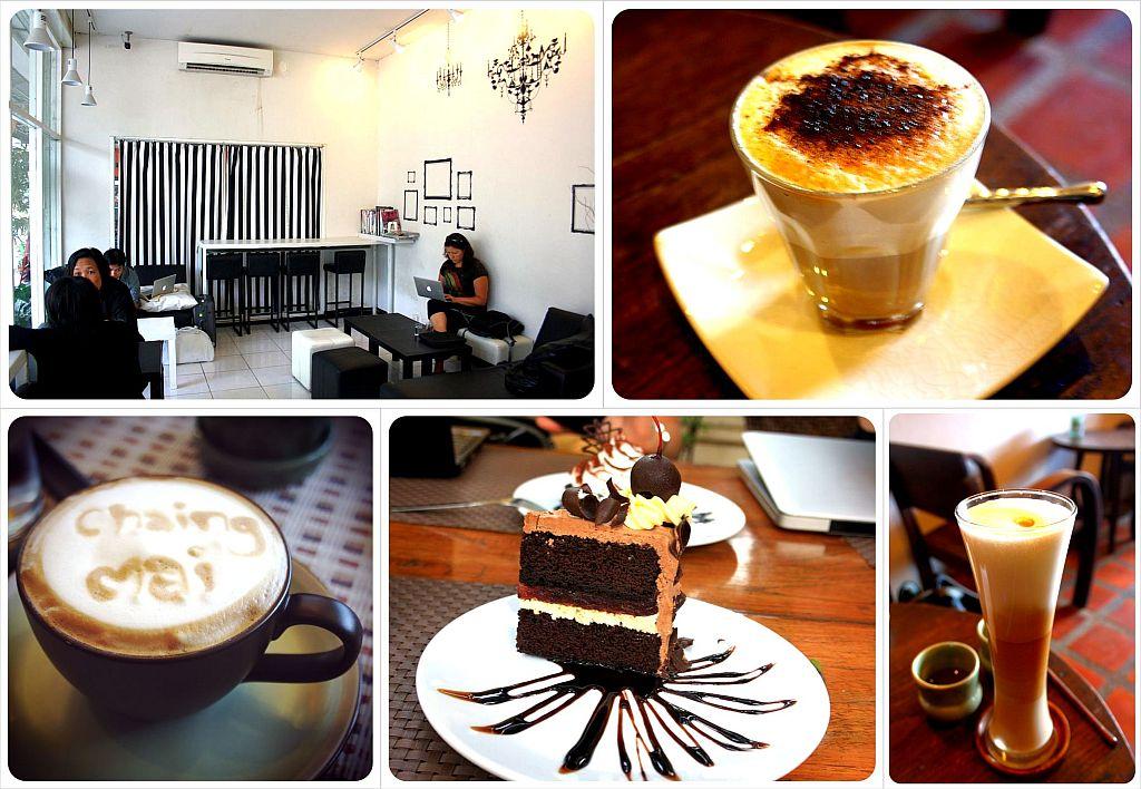 Chiang Mai coffeeshops