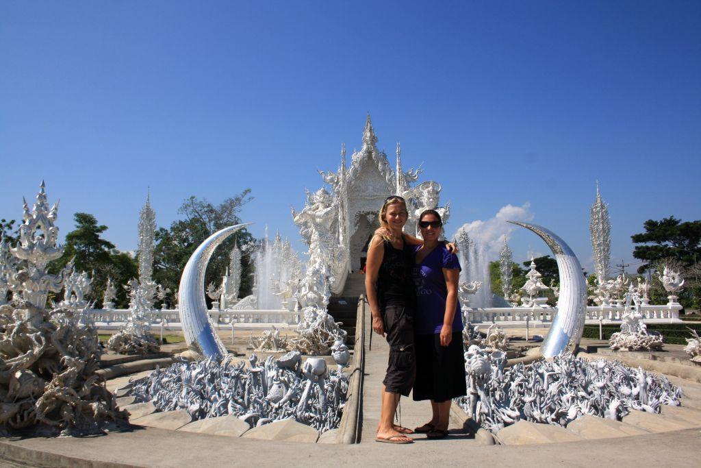 dani & jess white temple