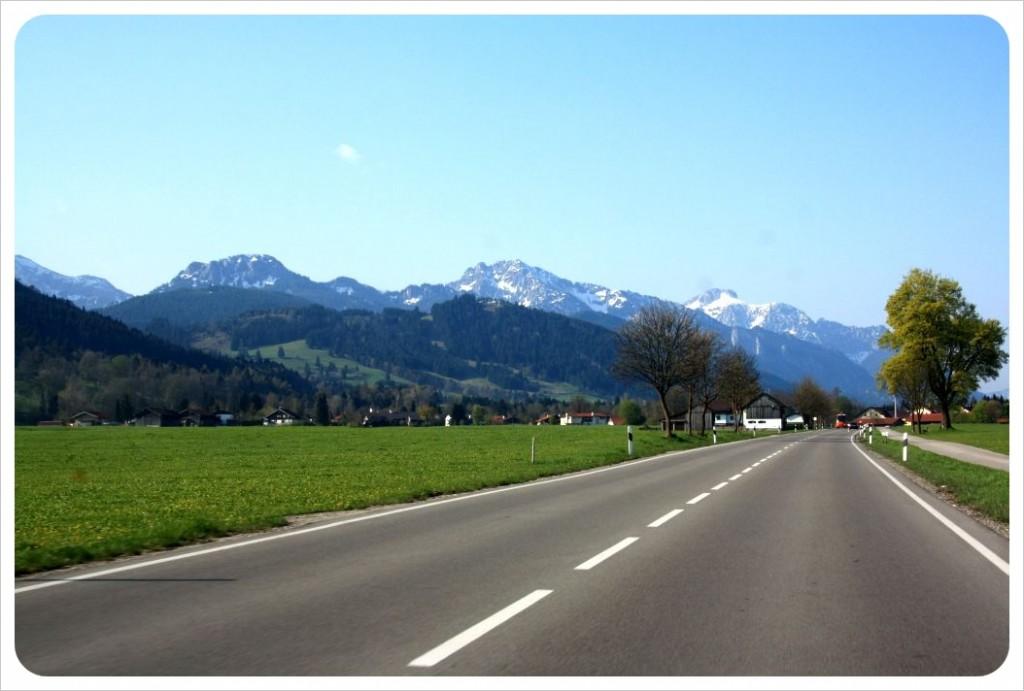 European Road Trips