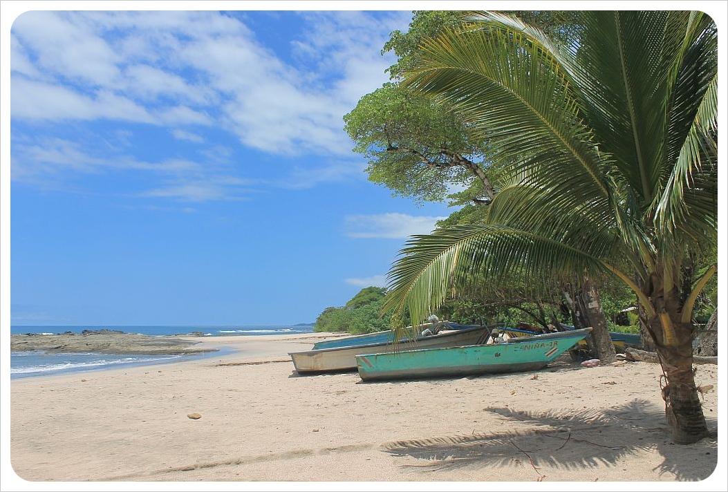 costa rica beach nicoya