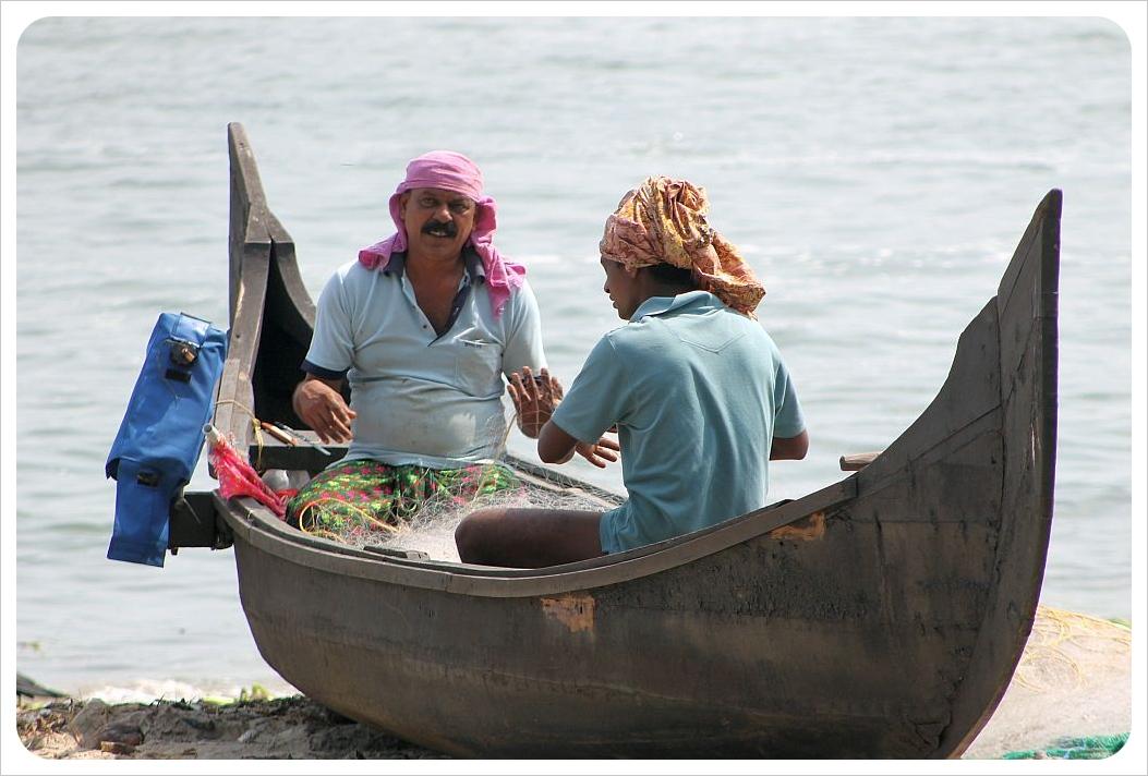 fort kochin fishermen