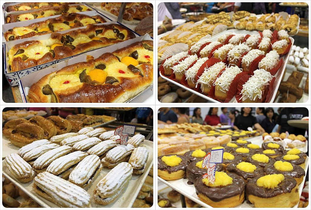 pasteleria ideal mexico city cakes and pastries