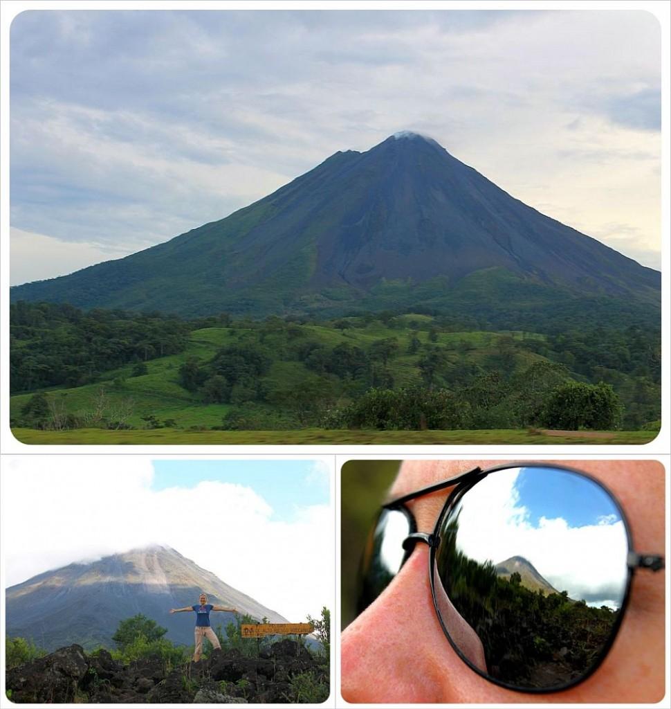 Costa Rica Volcano Arenal La Fortuna