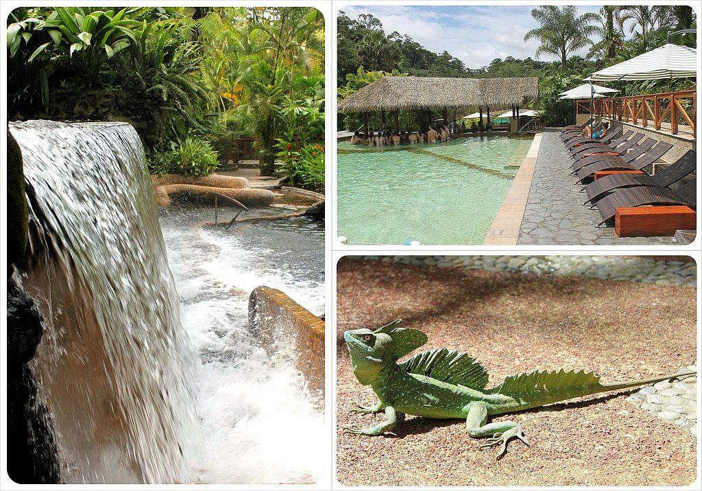 Tabacon Hot Springs Spa Costa Rica