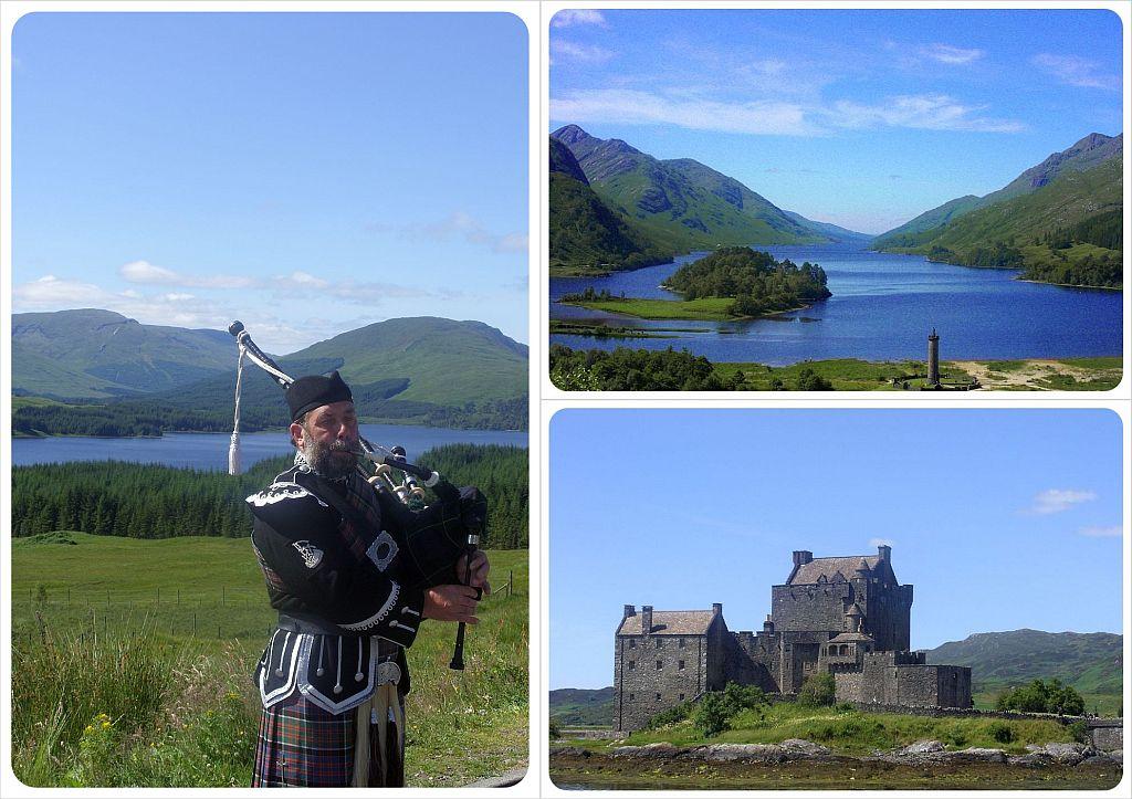 UK Travel Scotland