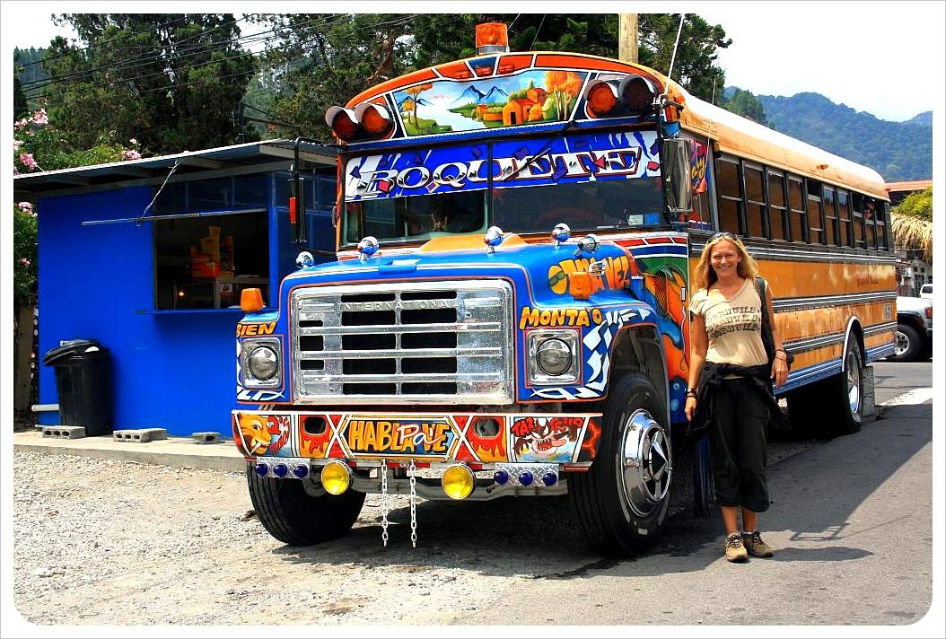 chicken bus dani