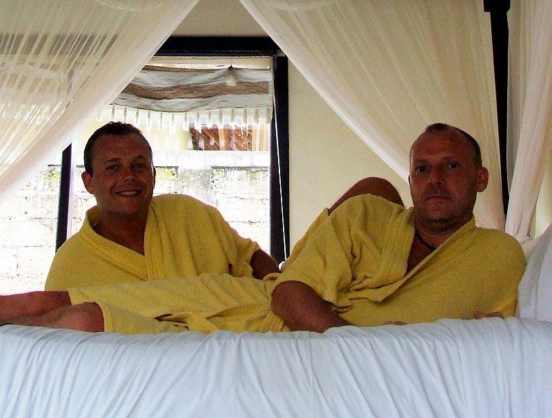 Ubud Flashpacking hotel