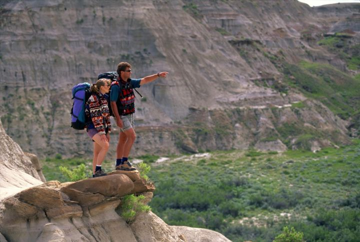 best hiking holiday destinations in the USA