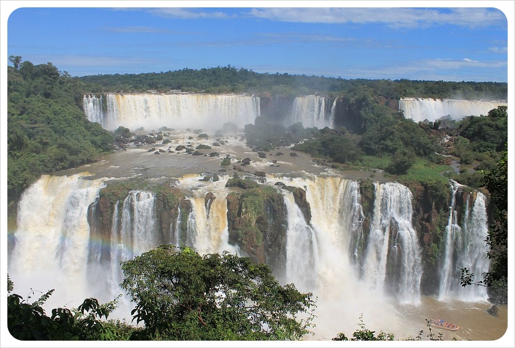 Six Things Nobody Tells You About Iguazu Falls GlobetrotterGirls - 10 amazing things to see in iguazu national park argentina