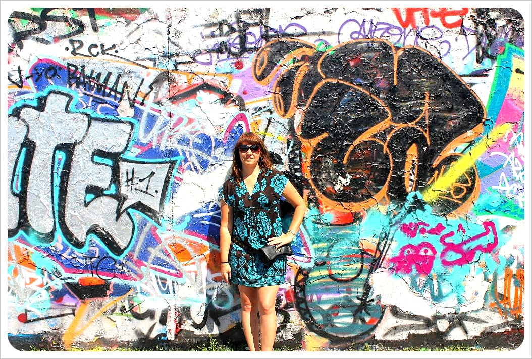 Jess in Berlin, July 2013