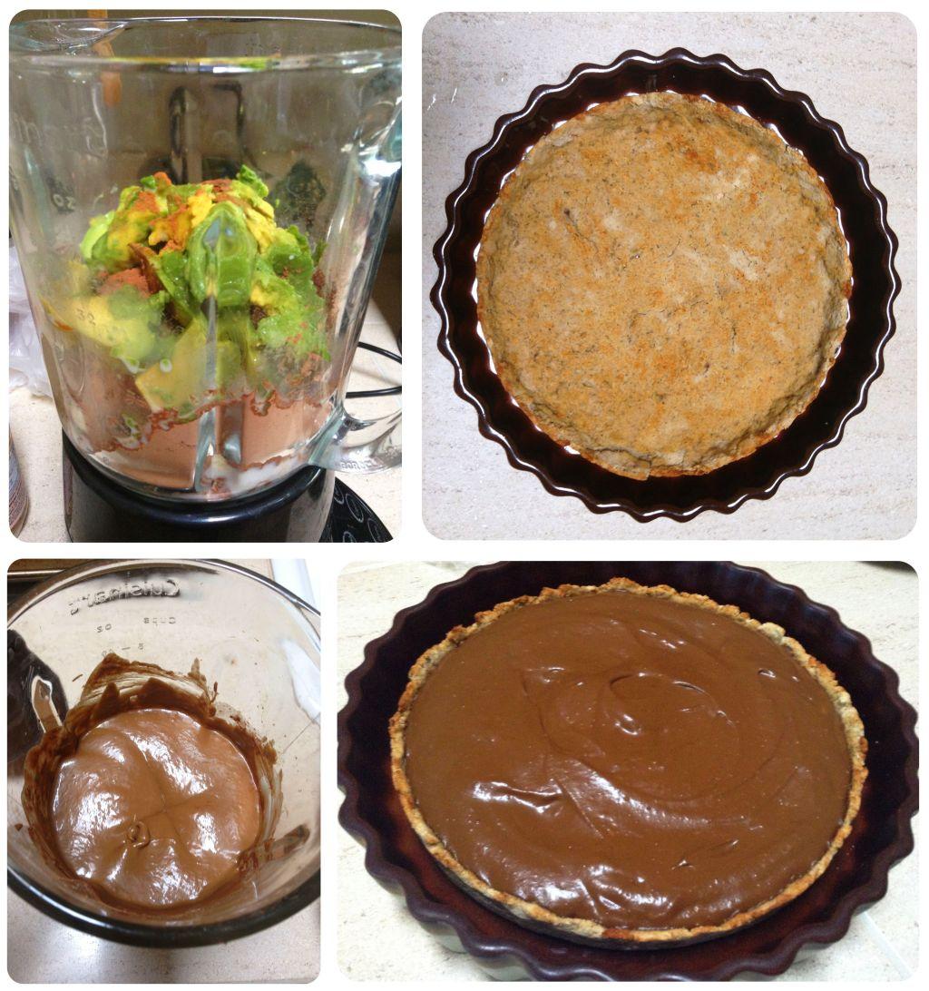 sugarfree chocolate pie