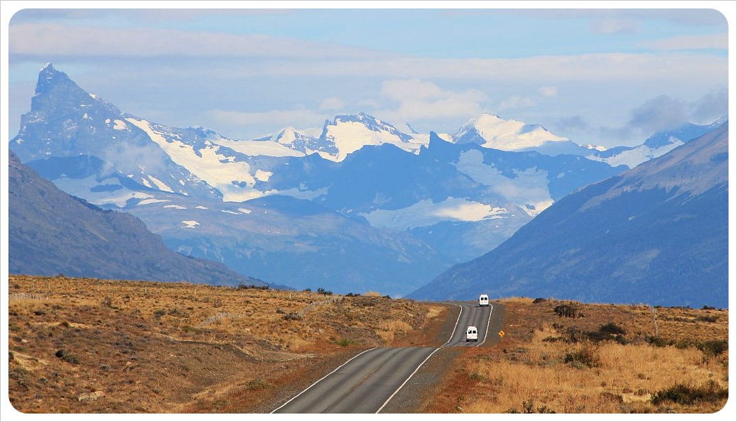 road through patagonia
