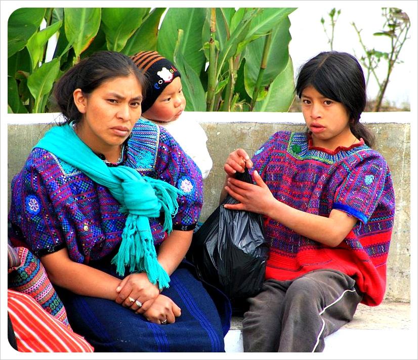 Todos Santos Maya ladies