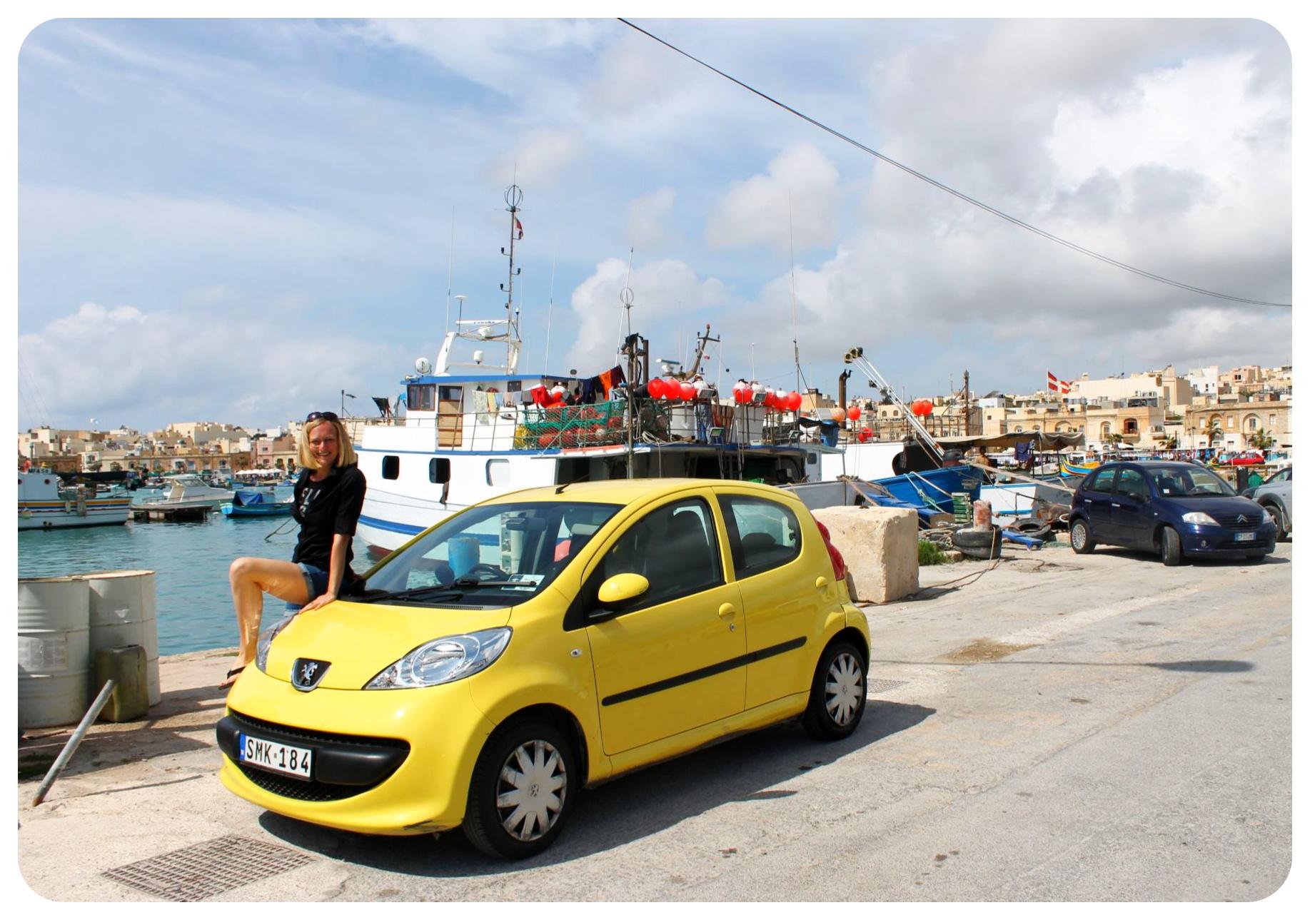 malta road trip