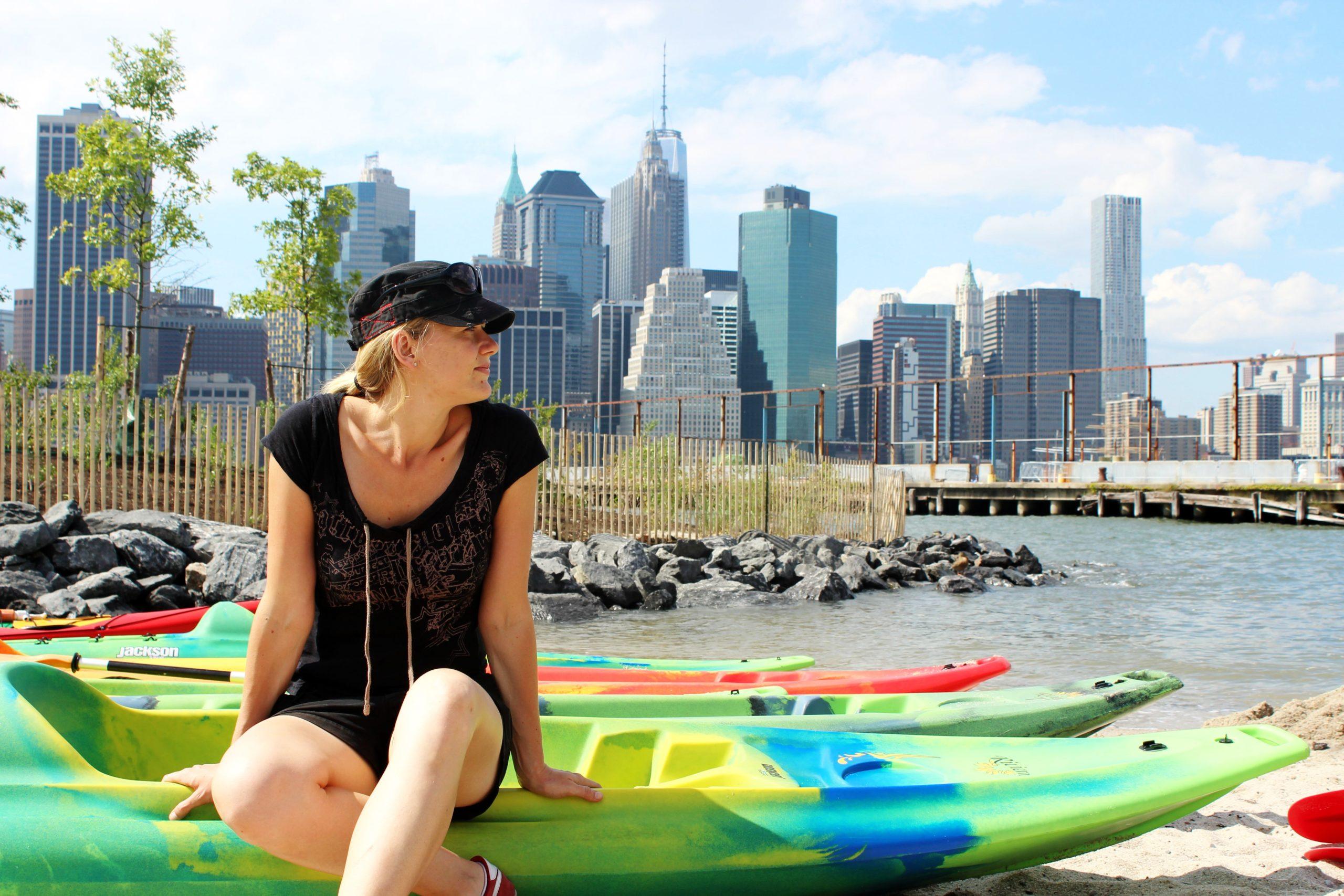 Dani in New York