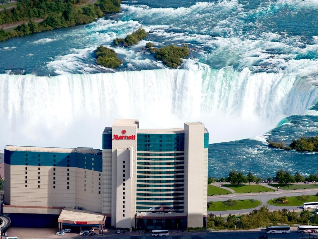 Niagara Falls Smack Down The American Falls Vs The