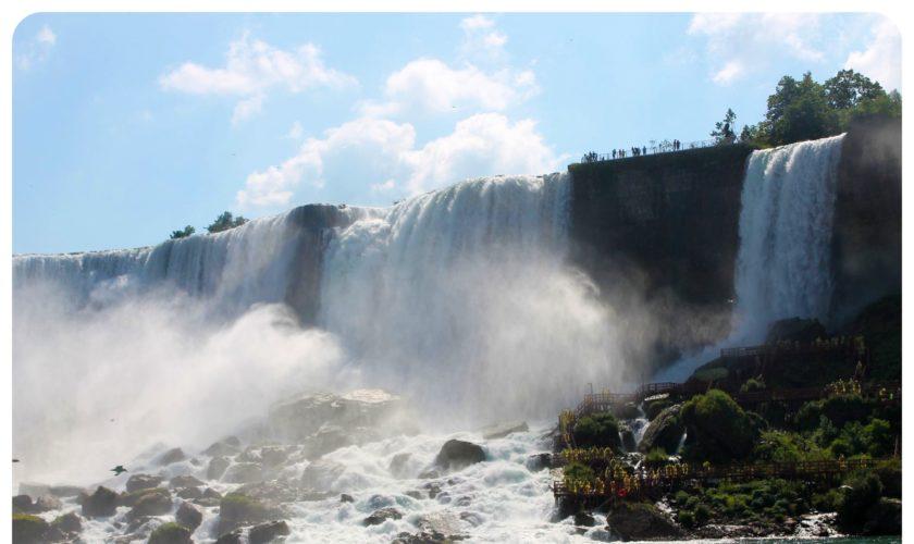 niagara falls bridal veil falls