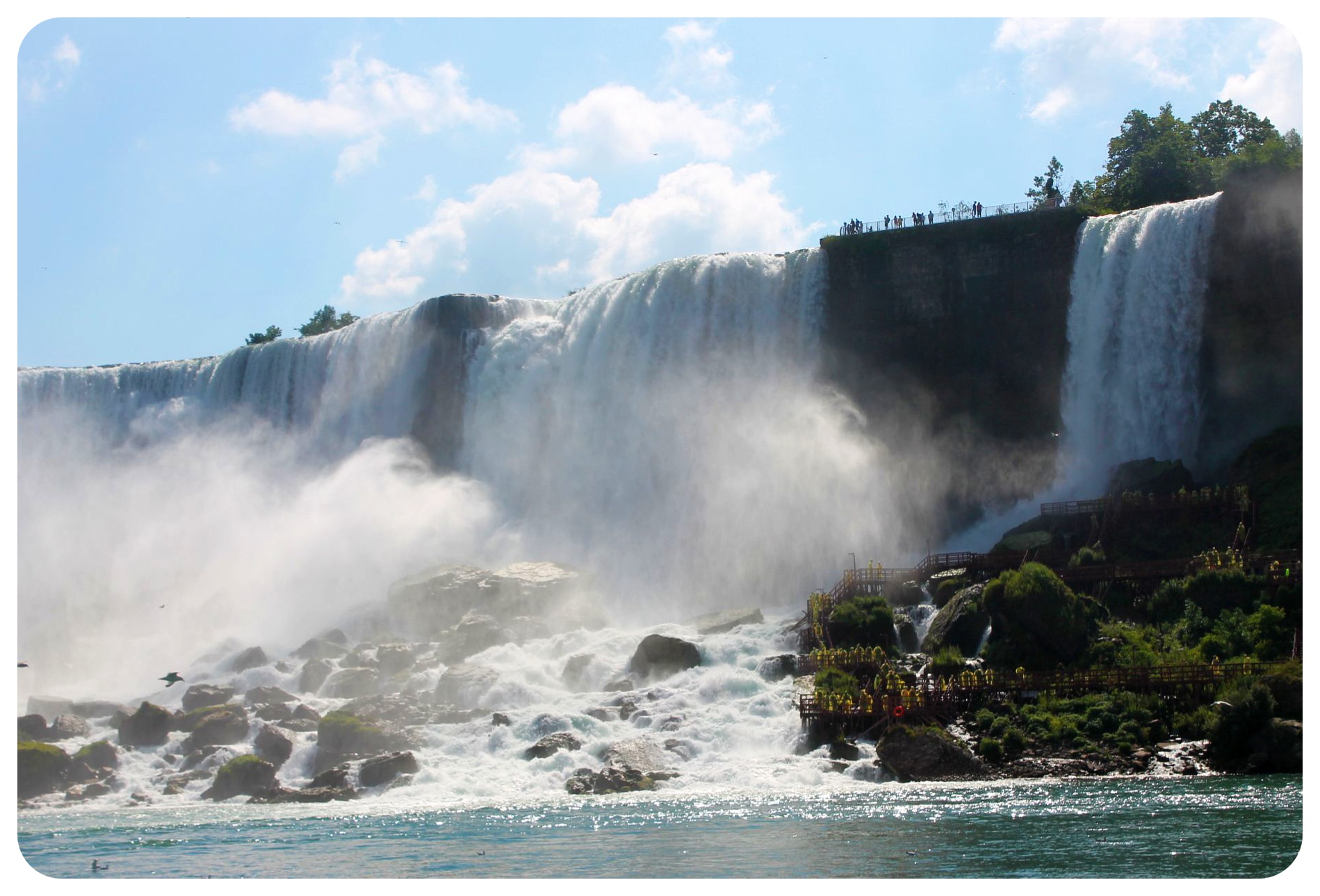 Niagara Falls: description, photo, where it is located 13