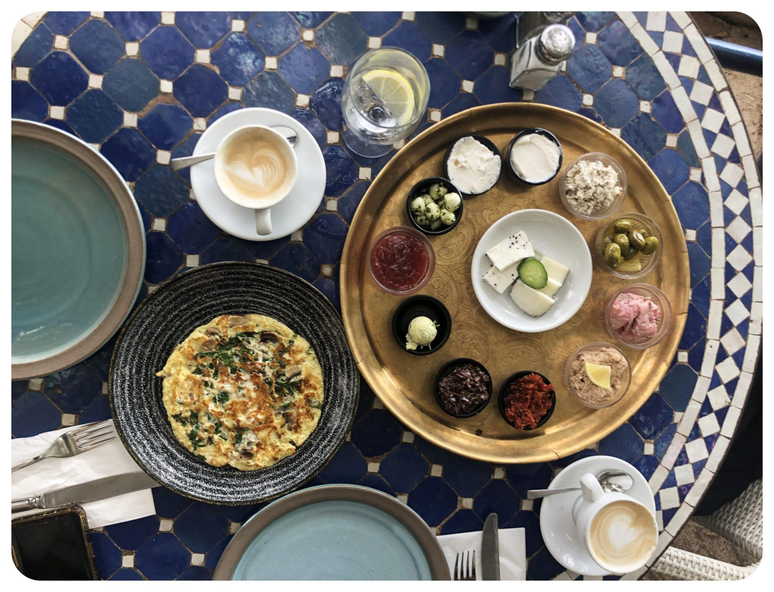israel breakfast