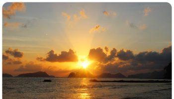 el nido sunset7