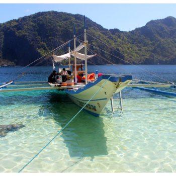 philippines el nido boat