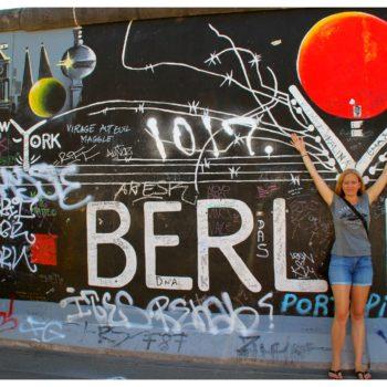 dani berlin wall