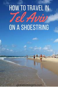 tel aviv on a shoestring