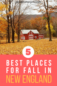 Best Places to See the Fall Colors in New England