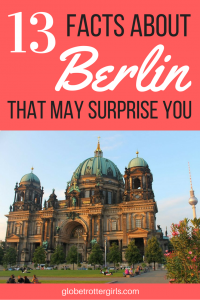 13 Facts about Berlin